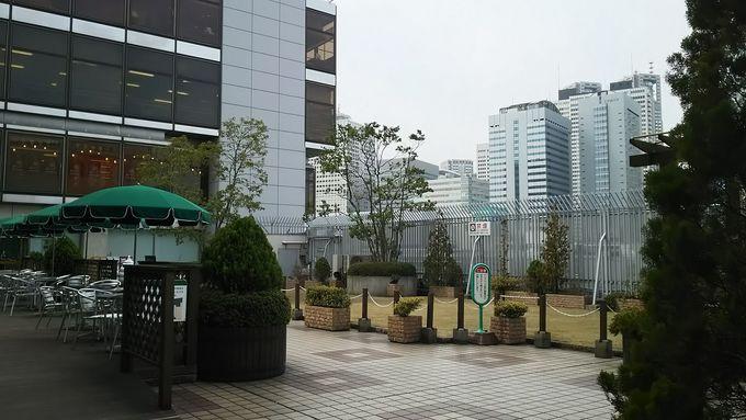 子ども連れで楽しめる!小田急デパート「屋上広場」