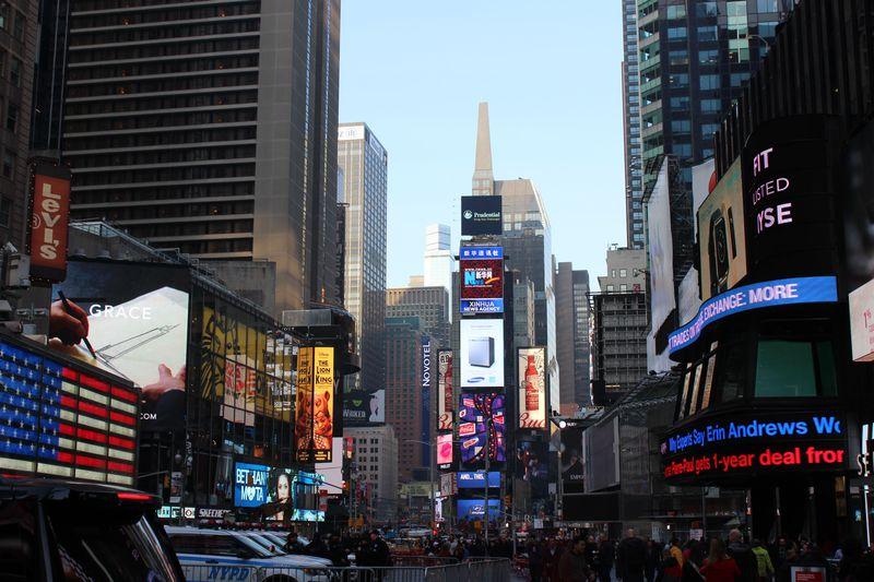 初めてのニューヨークならまずはここへ!NY定番の観光地5選