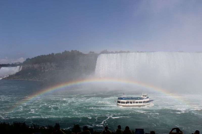 絶景見るならココ!世界三大瀑布「ナイアガラの滝」のビューポイント4選