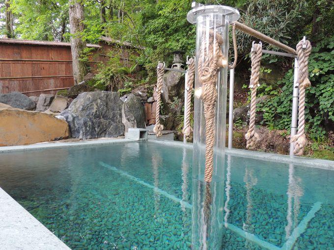 板室温泉で親しまれてきた「綱の湯」