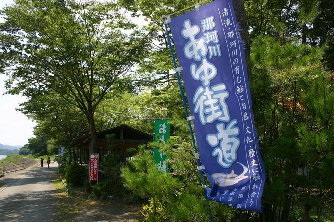 栃木県の食をテーマにした『食の街道』〜那珂川「あゆ街道」〜