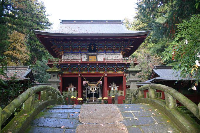 その華麗な姿は必見!江戸時代初期の姿をほぼそのまま残す楼門