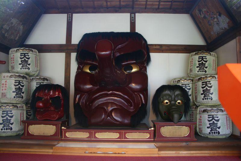 栃木県大田原市「光丸山法輪寺」には日本一の大天狗がいた!