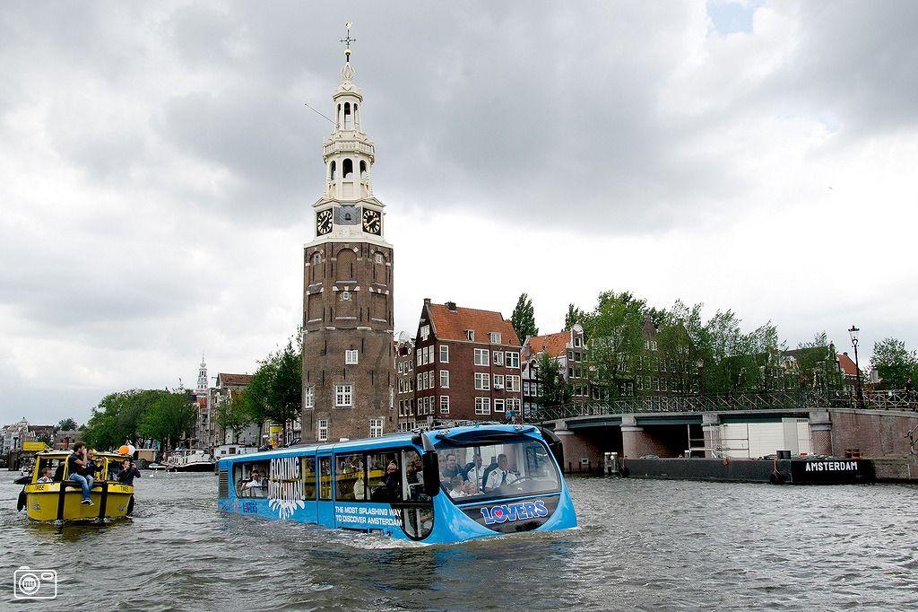 オススメはこれ!アムステルダムで絶対に楽しみたい「運河クルーズ」