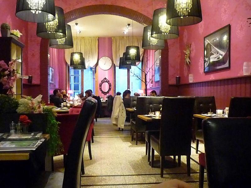 イタリアンだって中華だって、ブルージュのレストランは最高においしい!