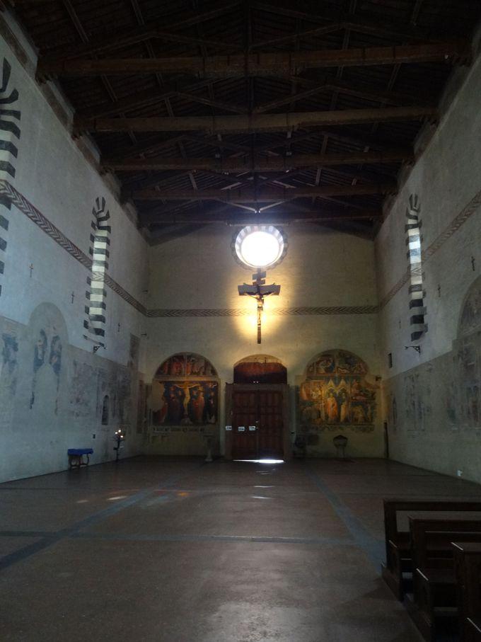 古い歴史と威厳を誇る、サン・ドメニコ教会