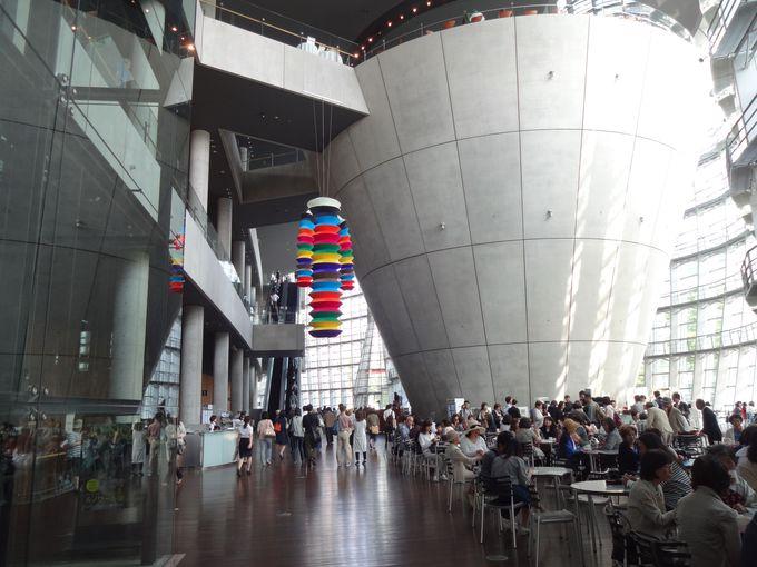 国立新美術館ってどんなところ?