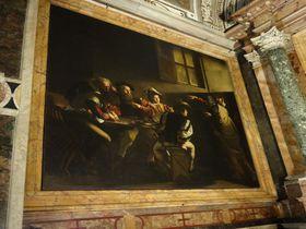 所蔵のカラヴァッジョ作品がすごい!ローマの教会3選