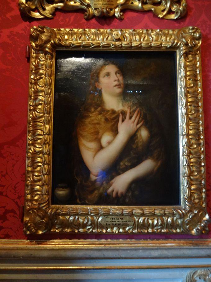 ドラマチックな人物描写が圧巻!ティツィアーノ作「悔悛するマグダラのマリア」