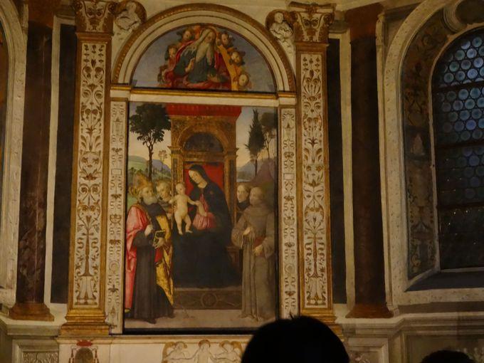 巨匠の作品の宝庫!サンタ・マリア・デル・ポポロ教会