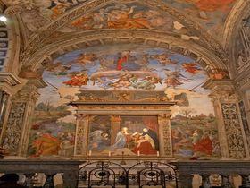 まるで小さな美術館!伊・ローマ「サンタ・マリア・ソプラ・ミネルヴァ教会」の魅力