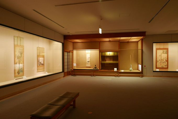 彫刻、絵画、なんでもござれ!コレクション多様な松岡美術館