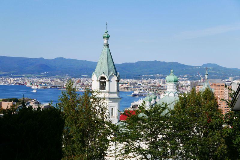徒歩でまわれる!函館観光で行きたい元町おすすめ教会4選