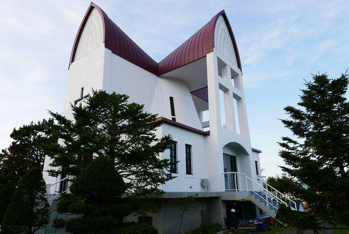 簡素な外観には沢山の歴史が詰まっている!函館聖ヨハネ教会