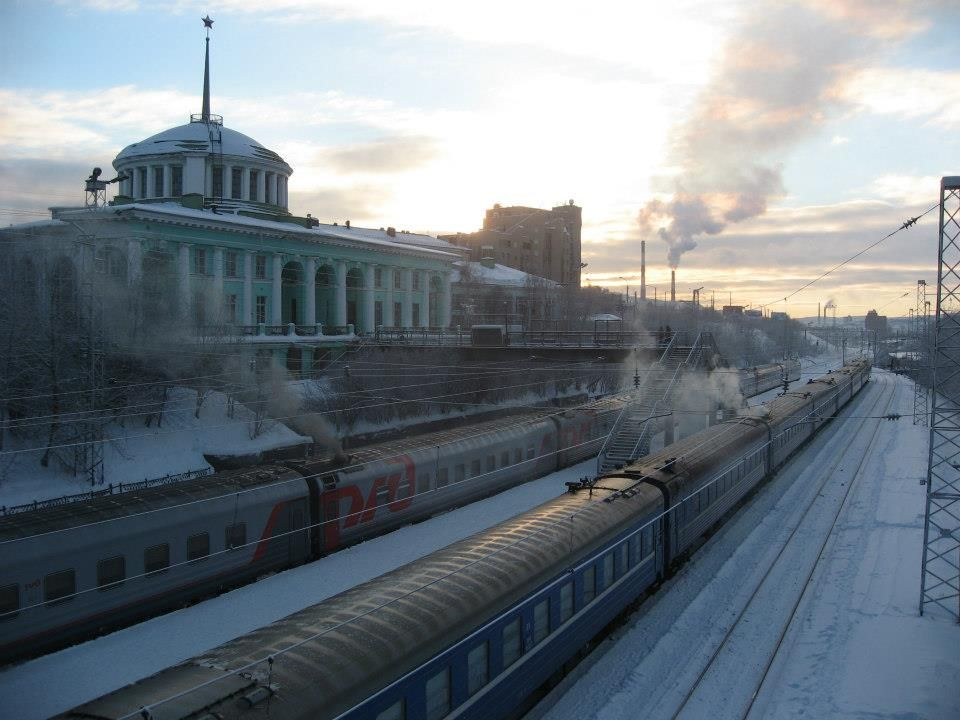 北極圏の最大都市、ロシア・「ムルマンスク」ソリ滑りが楽しめる街 ...