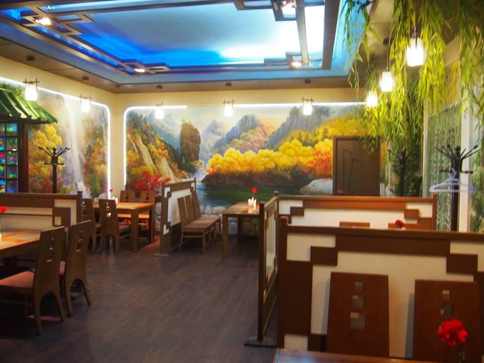 日本語が通じるレストラン「ピョンヤン」