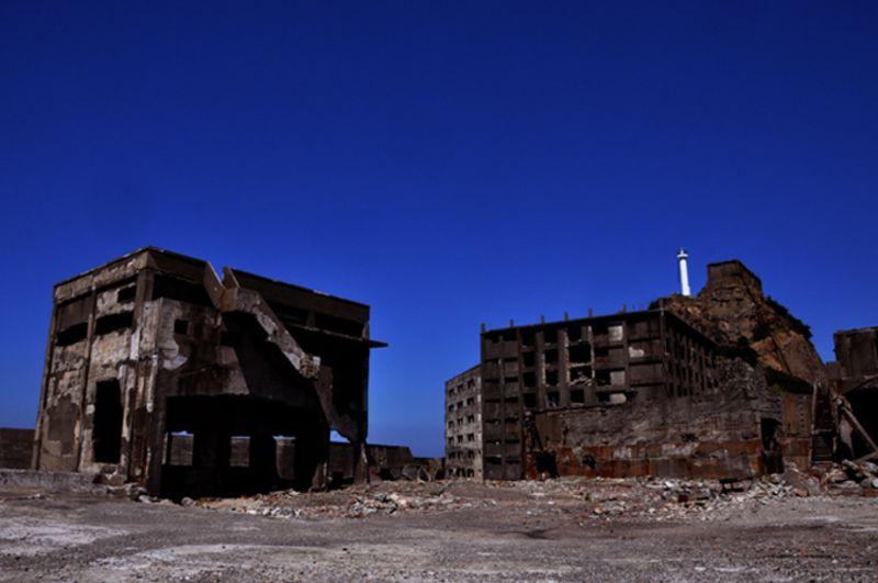 日本最大級の廃墟の島!軍艦島上陸レポート!!