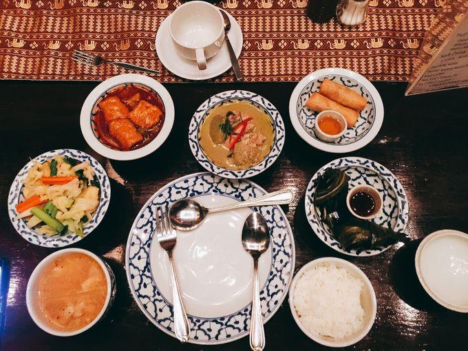 理由その3 有名なタイ料理が堪能でき、コスパ最高