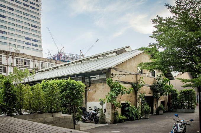 雑誌にもよく取り上げられるバンコクで一番旬のレストラン