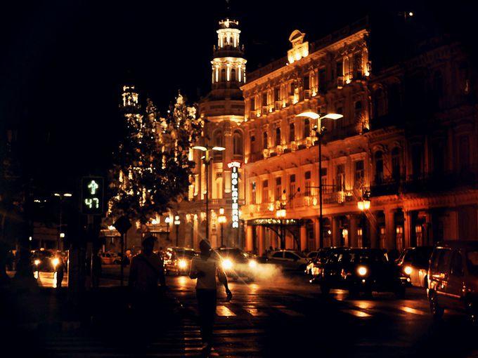 誰もが惚れるハバナの街