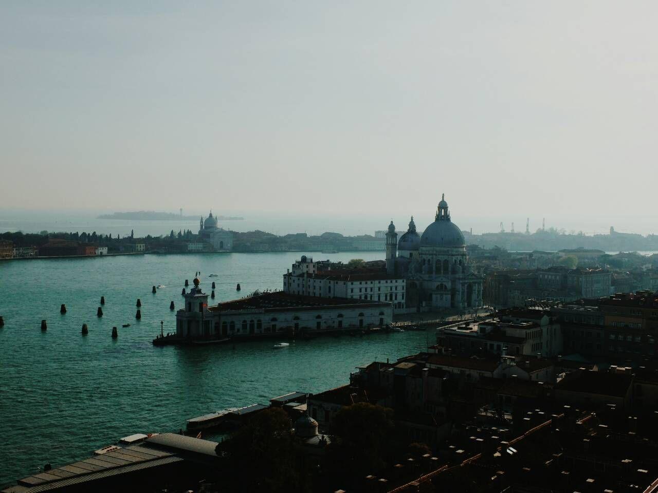 王道なヴェネツィアを眺めるならリアルト橋と鐘楼から