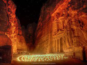 浪漫香る幻のシークレットシティ!ヨルダン・ペトラ遺跡が世界で最もアドベンチャラスな理由