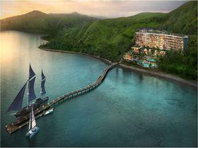 スリル満点!ドラゴン棲む楽園リゾート インドネシア・コモド島