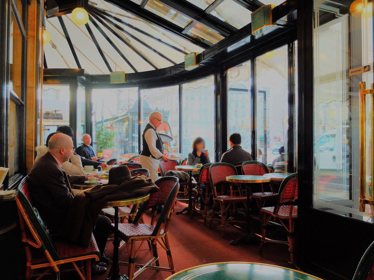 Cafe de Flore (カフェ・ド・フロール)