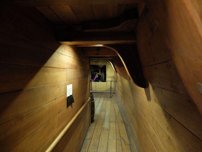 カリブ最恐の海賊船「リベンジ号」に乗船