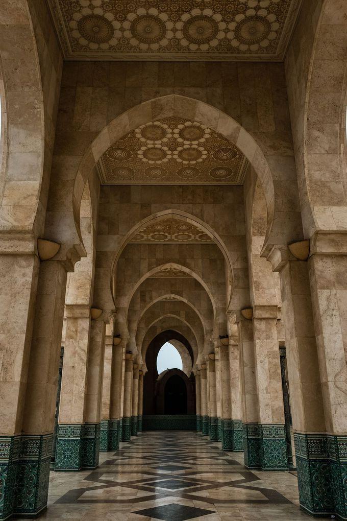 4日目&5日目:モロッコ最大の都市カサブランカ
