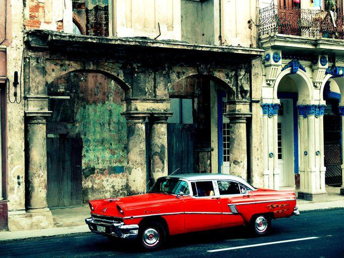キューバの観光スポット