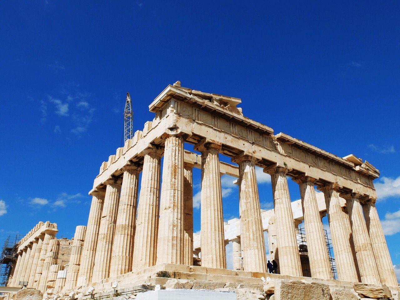 場所によって様々 ギリシャの気候