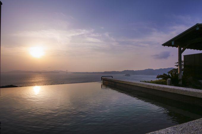 丘上の楽園ホテル「プラザ淡路島 別邸蒼空」