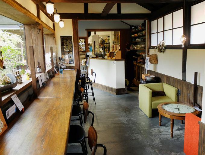 その3 お寺生まれの古民家カフェで癒しのひとときを
