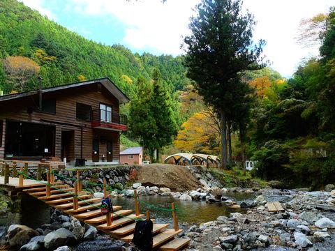 手ぶらOK奥多摩へ!自然も釣りも満喫「神戸国際マス釣り場」