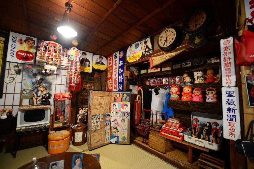 やばいお宝が眠っている昭和テイスト満載の個人博物館「お宝屋敷おおとよ」