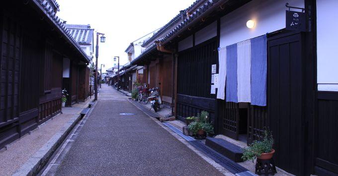 『あさが来た』ロケ地!「今井町」観光でタイムスリップ