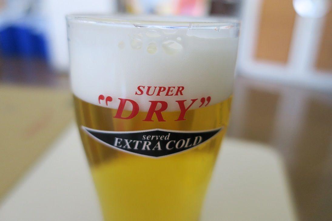 できたてビールのお味は格別