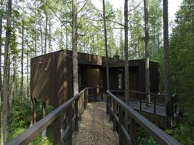 あの六花亭が大人の隠れ家?北海道・中富良野「六花山荘」、森の中で味わう会席料理!