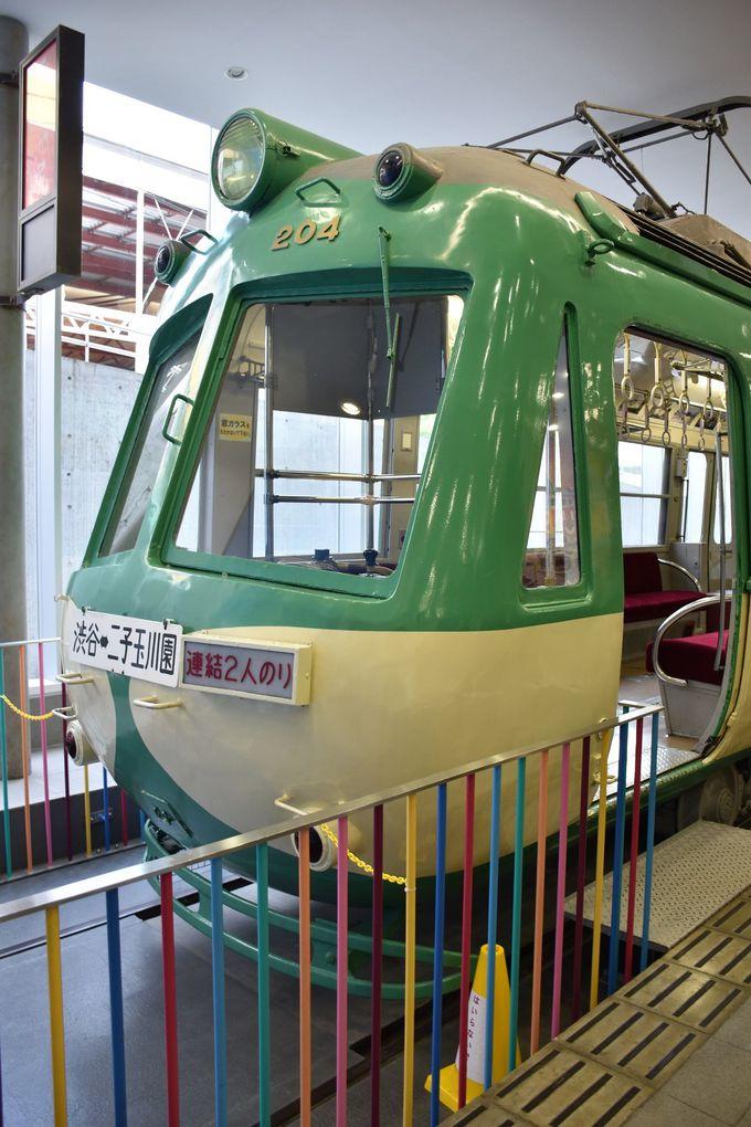6.電車とバスの博物館(神奈川県)