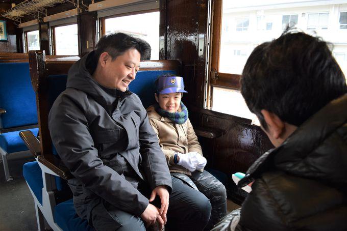 SLのレトロモダン感をより楽しむなら、旧型客車を選んで