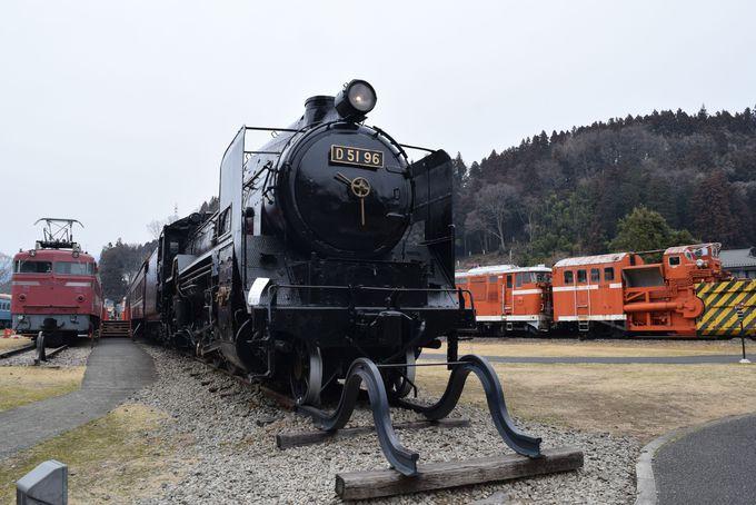 碓氷峠鉄道文化むらは、鉄道ファンでなくても心踊る!
