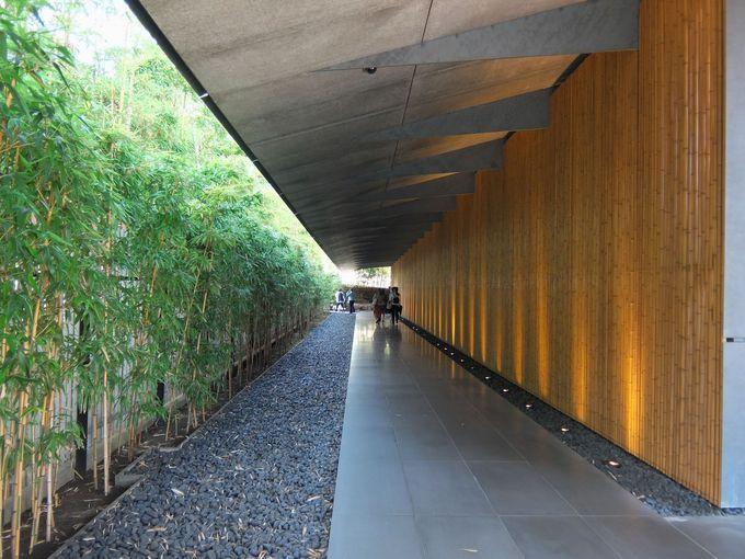 2009年にリニューアル!日本家屋の特色を活かした建築の「根津美術館」
