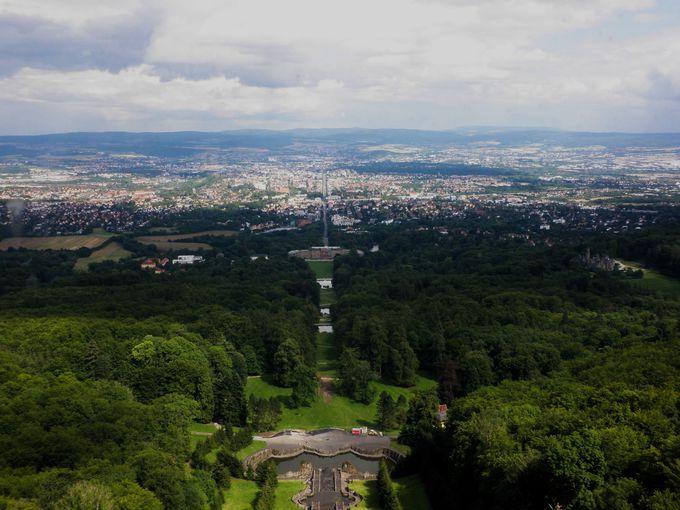 足を延ばして世界遺産「ヴィルヘルムスヘーエ公園」を見に行こう!