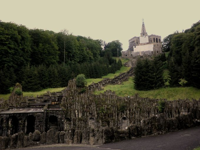 5.ドクメンタ14/ヴィルヘルムスヘーエ公園(ドイツ)