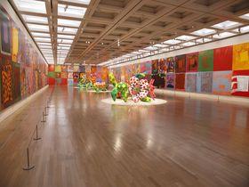 過去最大の回顧展!国立新美術館開館10周年「草間彌生 わが永遠の魂」展