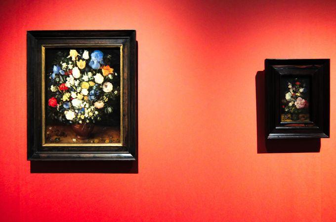 「ルドルフ2世の驚異の世界展」では、当代随一とも謳われたルドルフ2世の絵画コレクションの一端を紹介!