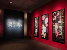 初来日の作品多数!東京都美術館「ブリューゲル展」秘蔵のプライベートコレクションを中心に公開