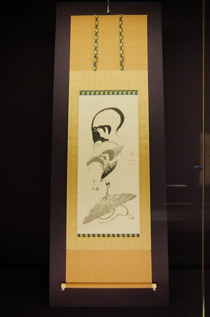 岡田美術館といえば!充実の日本絵画コレクション!