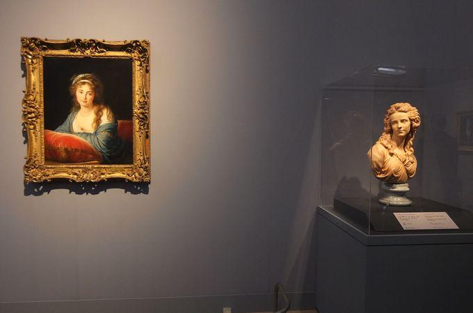 マリー・アントワネットお抱え女流画家も!市民たちの肖像